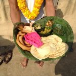 Nepalese Tharu food Bardia Homestay