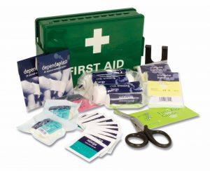 health kit travel advice
