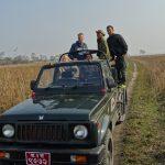 jeepsafari Shuklaphanta wildlife reserve