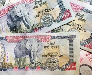nepalese money rupees