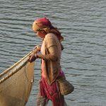 Tharu fishing Bardia Homestay