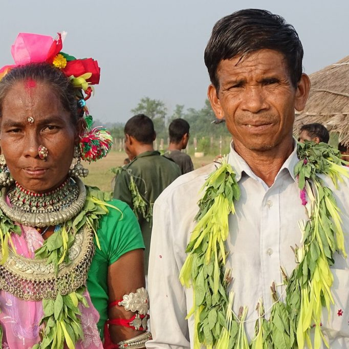 Tharu people Shivapur Bardia National Park