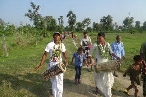 Tharu Dashain festival