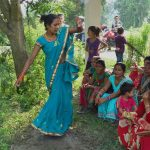Teej festival Shivapur Nepal