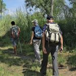 jungle walk Bardia National Park Nepal