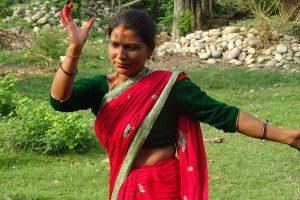 Beautiful dancing