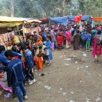 Busy fair in Thakurdwara