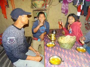 Roti in Chaudkhola