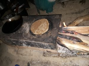 Kitchen in Bulbule