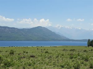 Rara Lake with Himalaya